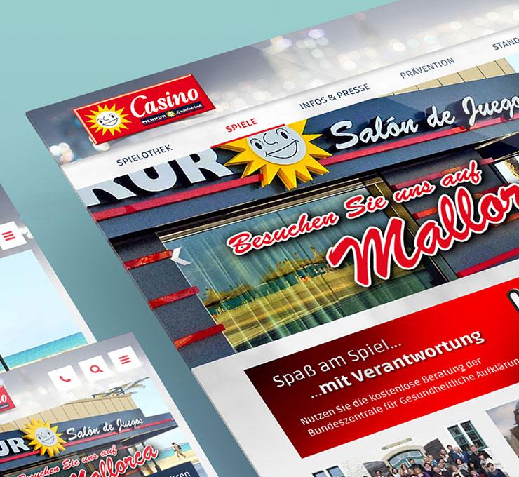 Merkur Spielothek Essen Webdesign Webentwickler Essen