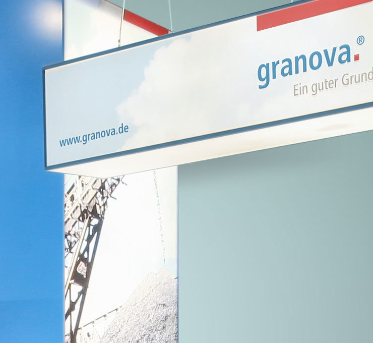 fgsv Messestand granova REMEX Messebau