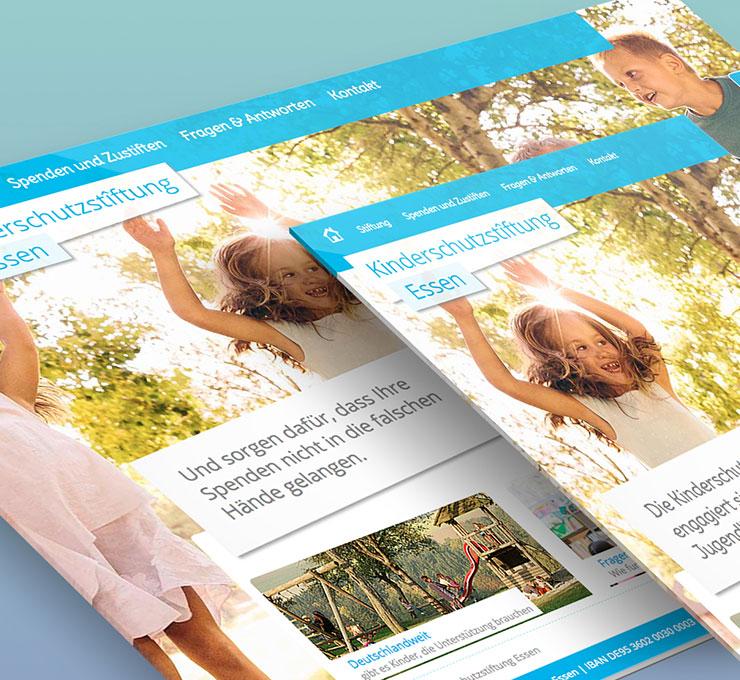 Responsive Webdesign Werbeagentur Essen Duisburg
