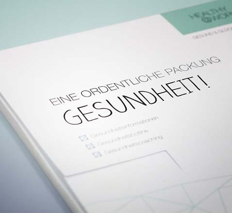 Printmedien Referenz Grafikdesign Satzarbeit Agentur Essen
