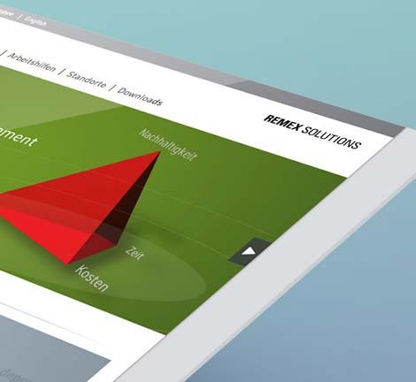 Relaunch Werbeagentur Website Digitale Medien Essen