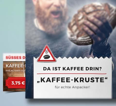Kommunikationsdesign Werbekamapagne Reinzeichnung Gestaltung