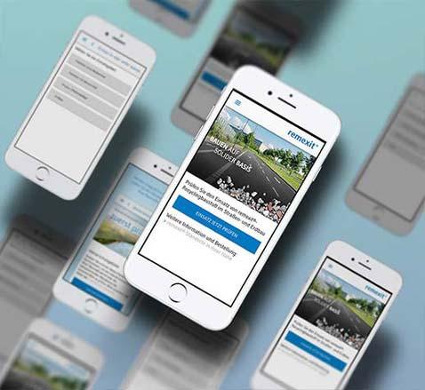 App-Entwicklung Programmierung Werbeagentur Essen Ruhrgebiet