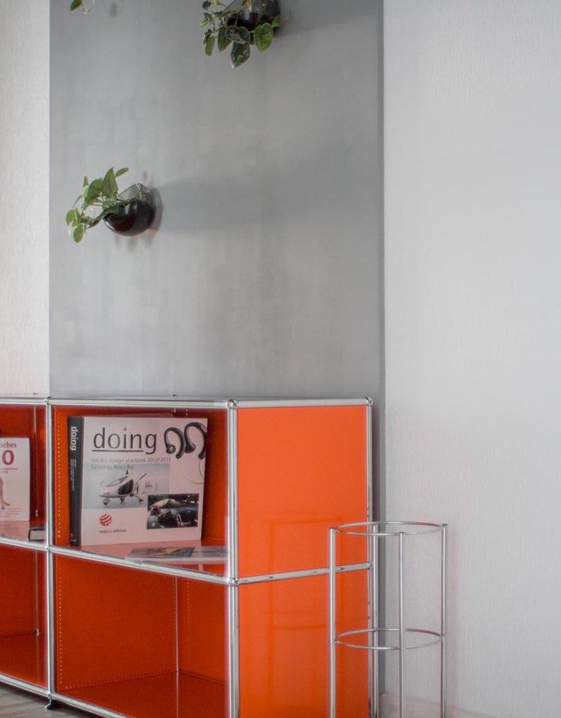 Impressionen einer Designagentur im Ruhrgebiet